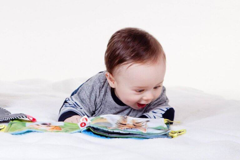 brain waves of a baby predict childhood IQ