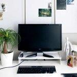 desk photos keep employees honest - typical desk workspace