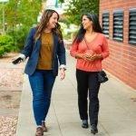walking to work healthier than a casual walk