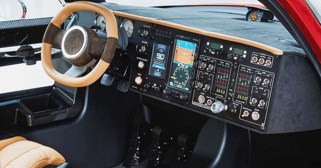 pal v liberty flying car