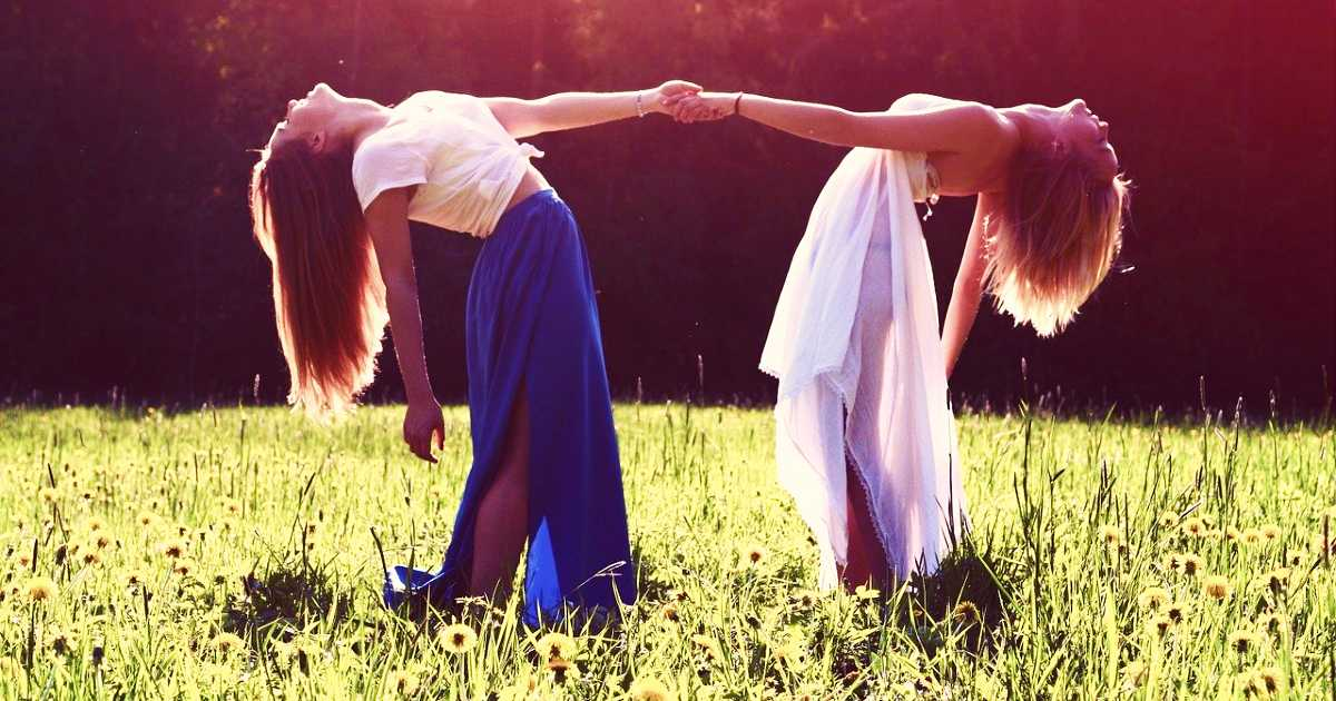 women more likely than men to have a best friend