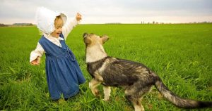 speciesism and children and dogs 2