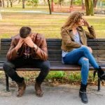 warning signs of a breakup