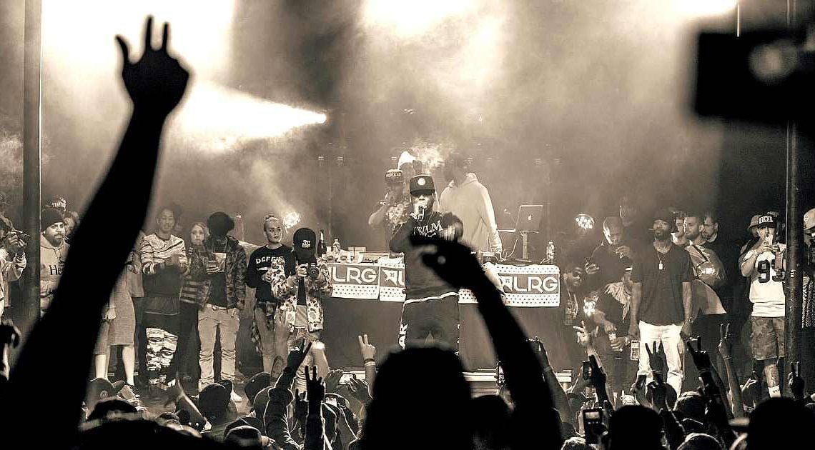 music recommendations - hop-hop concert