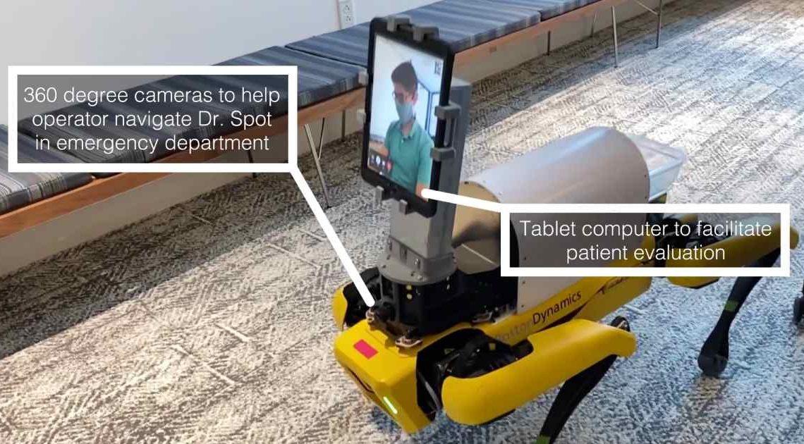 robot doctor mit