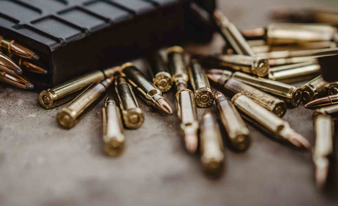 tv violence - bullets