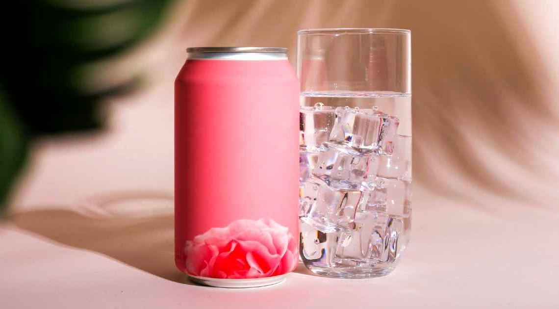 pink drinks enhance running speed - pink soda can (1)