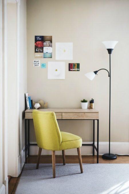 cozy WFH space - Photo by Kari Shea on Unsplash