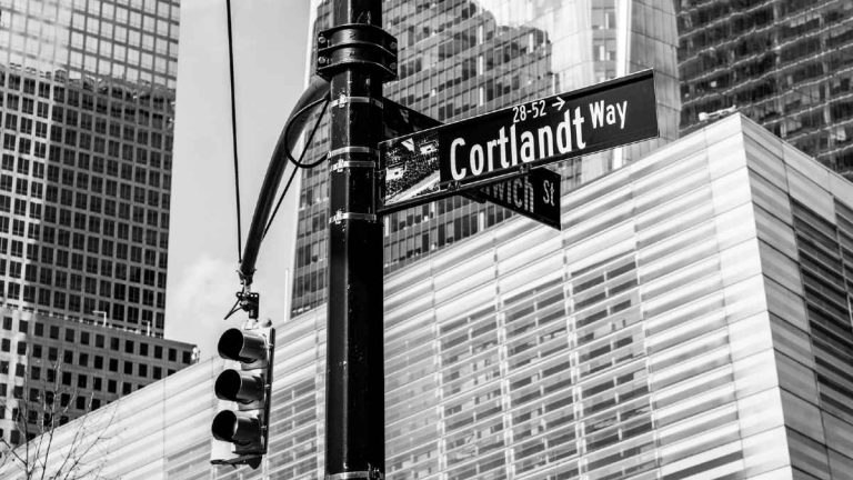 street names and cultural values - new york cortlandt way