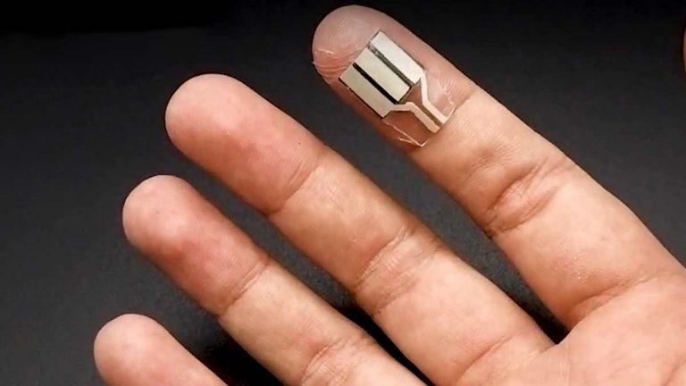 Wearable energy harvesting from your fingertips