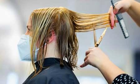 dream of cutting hair