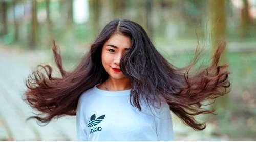 dream of someone else's hair