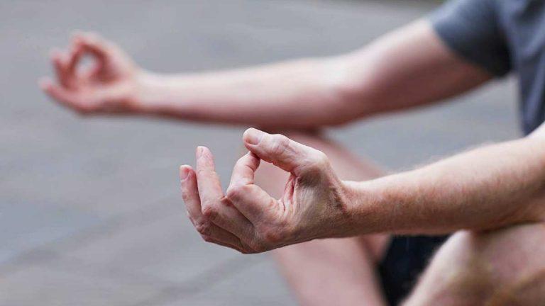 spiritual training narcissism hands