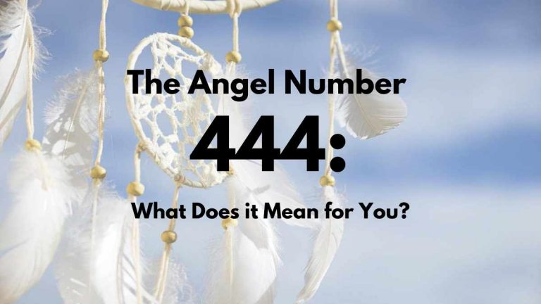 The Angel Number 444 -- What Does it Mean for You